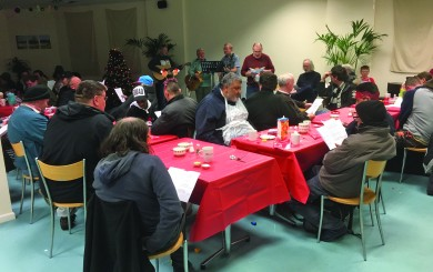 Care Centre Christmas meal