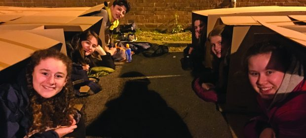 Sleepouters